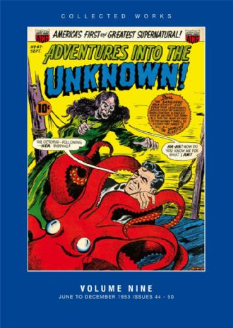 ACG Collected Works - Adventures Into The Unknown (Vol 9)